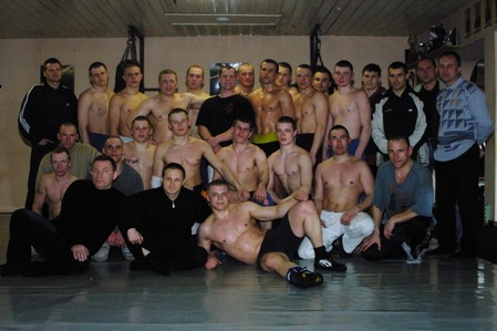 Lithuania Bushido team