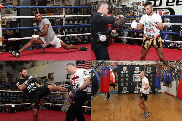Glory 12 Lightweight World Championship Tournament