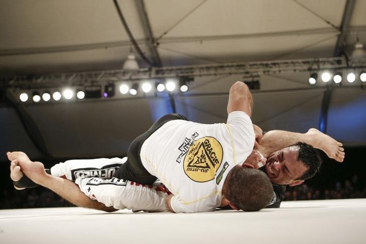Eddie Bravo vs Royler Gracie