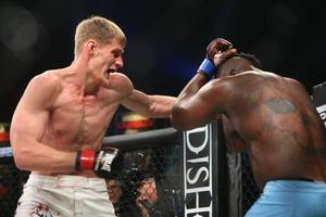 No UFC#05 Alexander Volkov vs Brett Rogers