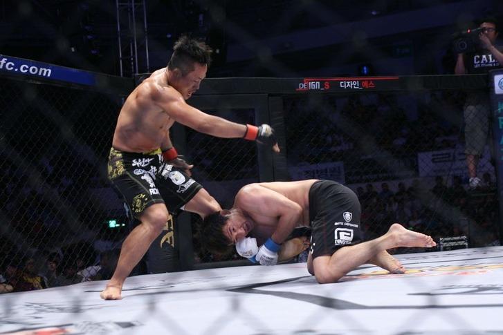 Harai vs Seo Doo-Won