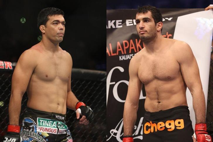 Lyoto vs Mousasi