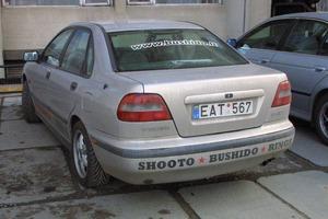 Donatas's car
