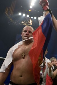 FEDOR(C)Esther Lin/Strikeforce