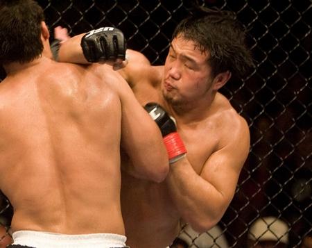 UFC84】吉田&中村カズ、日本人...