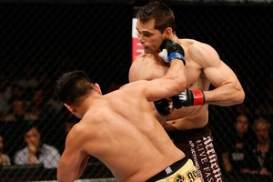 KO#05 Cung Le vs Rich Franclin
