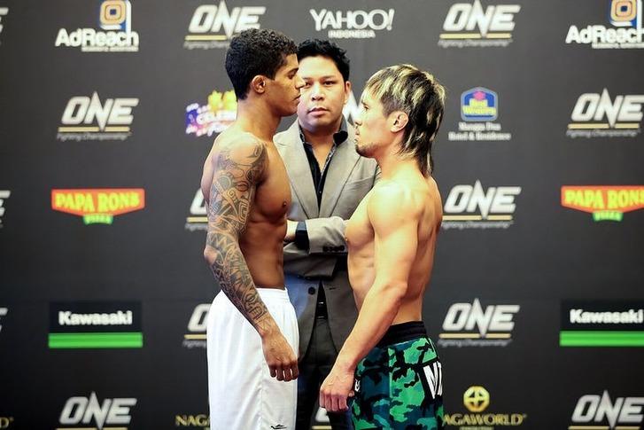 Moraes vs Rambo
