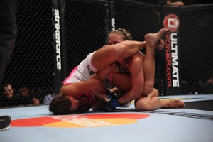 Submission#06 Miesha Tate vs Julie Kedzie