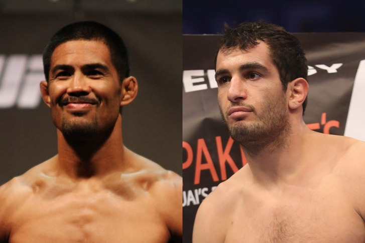 Munoz vs Mousasi