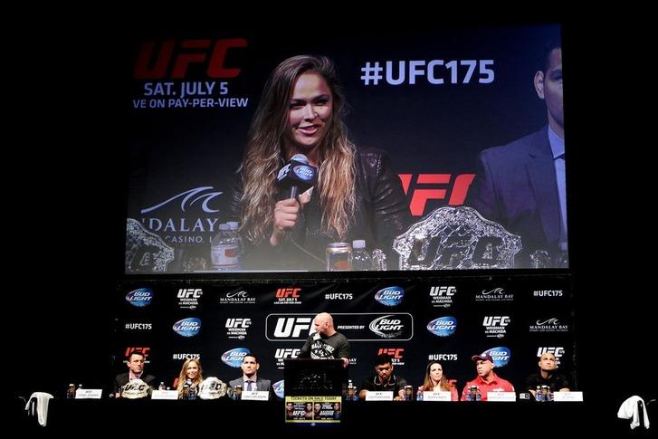 UFC175&TUF19 Finale PC