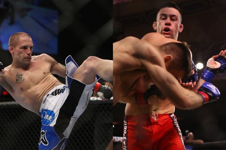 Curran vs Munhoz